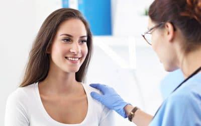 За пръв път на гинеколог